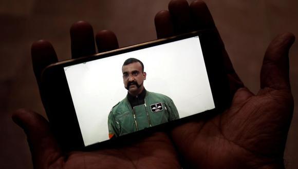 En la grabación, el militar agradece al ejército paquistaní su profesionalidad y acusa a los medios indios de fomentar una histeria bélica entre ambos países. (Foto: Reuters)