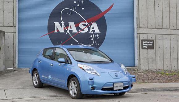 Nissan y la NASA lanzarán prototipo de carro autónomo este año