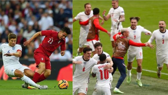 La selección de Inglaterra llegó a semifinales del Mundial Rusia 2018. Ahora buscan su primera Eurocopa.