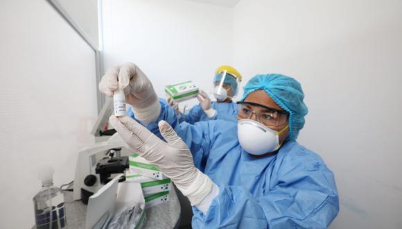 Hasta la fecha se han reportado más de 4 mil casos de coronavirus en el país. (Foto: Essalud)