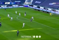 Juventus vs. Bologna: la asistencia de Cristiano Ronaldo para 1-0 de Arthur Melo en la Serie A | VIDEO