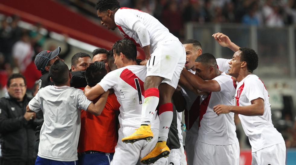 Perú vs. Paraguay: las fotos de la victoria nacional - 1