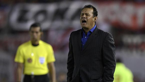 Juan Reynoso. (Foto: AFP)