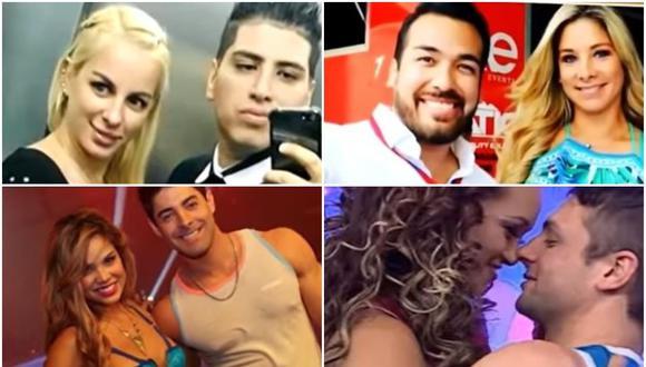 John Kelvin y otros personajes de la farándula peruana acusados de agredir a sus parejas. (Foto: captura de YouTube)