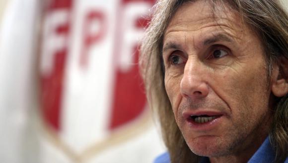 Ricardo Gareca y las opciones ofensivas que le da Perú