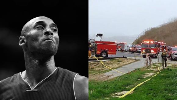 Revelan la causa de la caída del helicóptero donde viajaba Kobe Bryant