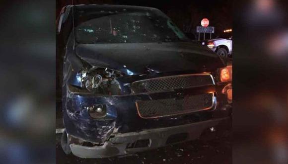 Además del menor de 13 años asesinado, tres personas resultaron heridas cuando se negaron a detener el vehículo por un grupo de hombres armados. La familia había celebrado las fiestas navideñas en San Luis Potosí. (Twitter)