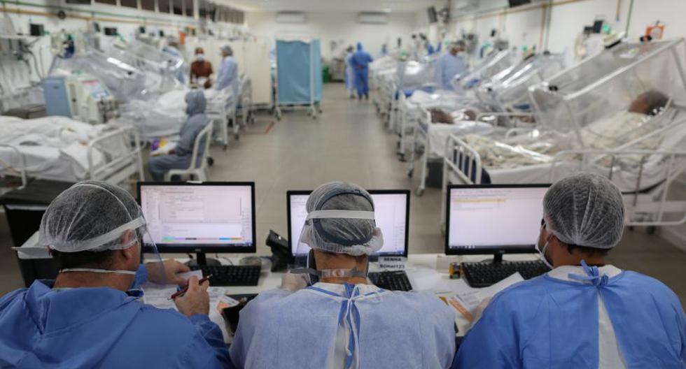 Coronavirus en Brasil | Últimas noticias | Último minuto: reporte de infectados y muertos hoy, jueves 10 de setiembre del 2020 | Covid-19 | (Foto: MICHAEL DANTAS / AFP).