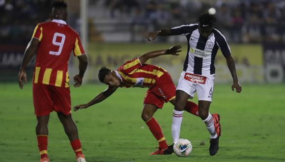Alianza Lima, Atlético Grau y Deportivo Llacuabamba jugarán en la Liga 2 de 2021. (Foto: Cesar Campos/GEC)