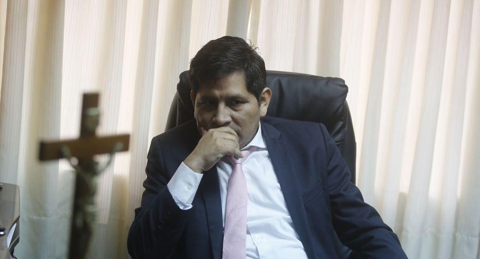 El fiscal Abel Concha Calla cumple 18 meses de prisión preventiva por el caso Los Temerarios del Crimen. (Foto: GEC)