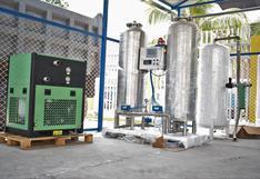 Junín: planta de oxígeno quedó instalada en hospital Julio Demarini de Chanchamayo