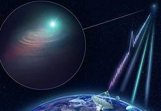 Astrónomos detectan una extraña señal de radio que llega a la Tierra cada 16 días