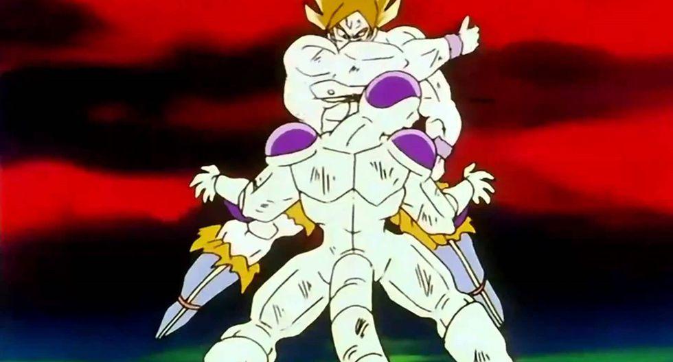 Gokú tuvo la oportunidad de matar a Freezer, pero mostró misericordia y lo dejó vivir. (Imagen: Toei Animation)