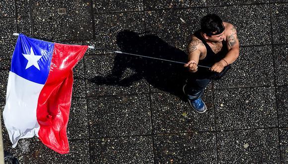 El precio del dólar en Chile fue a la baja el último martes 3 de marzo. (Foto: AFP)