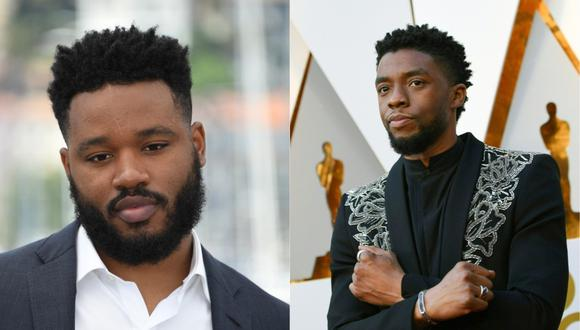 Ryan Coogler, director de 'Black Panther', rinde homenaje a actor con emotiva carta de despedida. (Foto:LOIC VENANCE / AFP| VALERIE MACON / AFP)