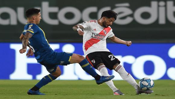 River Plate y Rosario Central se verán las caras en el Estadio Libertadores de América. Los 'millonarios' van por su primer triunfo en el torneo. (Foto: Twitter River Plate)