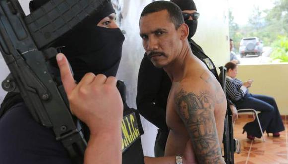 Honduras: Capturan a jefe de la mara 'Barrio 18' en la capital