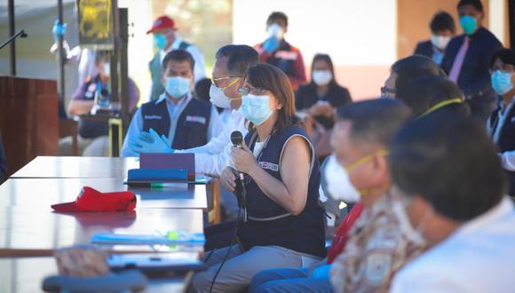 El Minsa instala grupos operativos COVID-19 en la regiones Tumbes, Loreto y Arequipa, con el fin de acelera las acciones frente a la enfermedad.