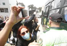 Violación grupal en Surco: acusados fueron puestos a disposición del INPE