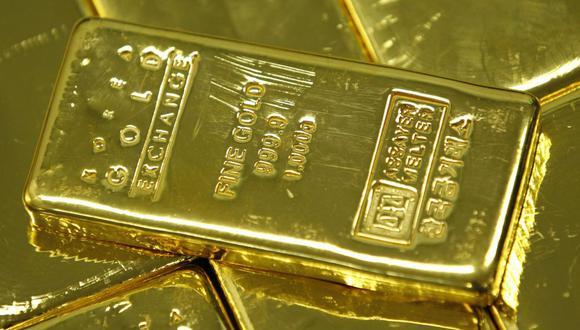 Los futuros del oro estadounidense subían un 0,2% hasta los US$1.950,10. (Foto: Reuters)