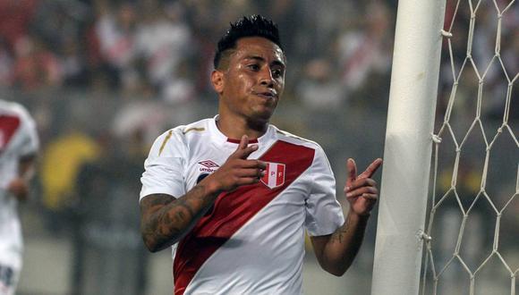 De acuerdo con Radio La Red, Independiente de Avellaneda presentó una propuesta oficial por Christian Cueva. A más tardar en dos días recibirán la respuesta del Krasnodar. (Foto: EFE)