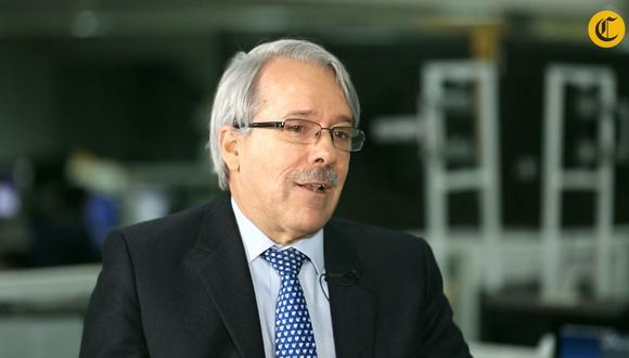 Alfredo Torres es presidente ejecutivo de Ipsos Perú. (Foto: El Comercio)