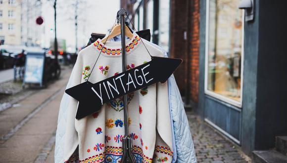 En esta nota, te contamos de algunos emprendimientos peruanos que apuestas por impulsar la moda vintage y de segunda mano. (Foto referencial: Shutterstock)