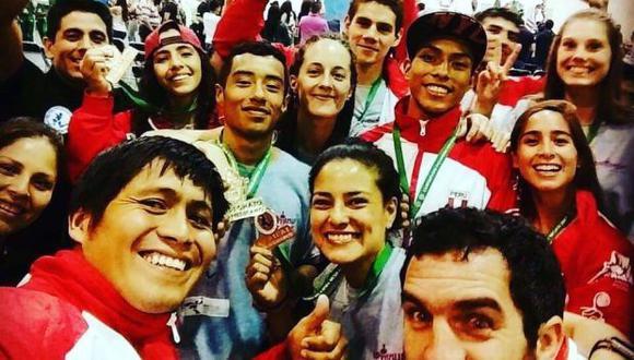 En total, el equipo peruano obtuvo 11 medallas en el torneo de México. (Foto: Difusión)
