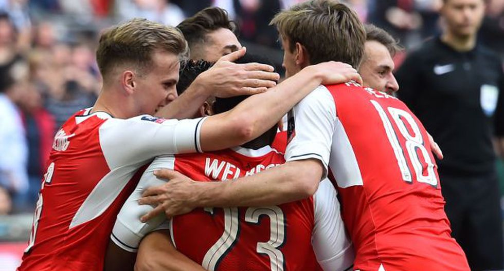 Arsenal jugará final de FA Cup: eliminó al Manchester City