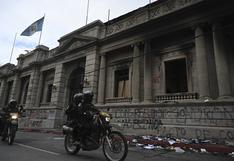 La oposición del Congreso de Guatemala exige la renuncia a la junta directiva