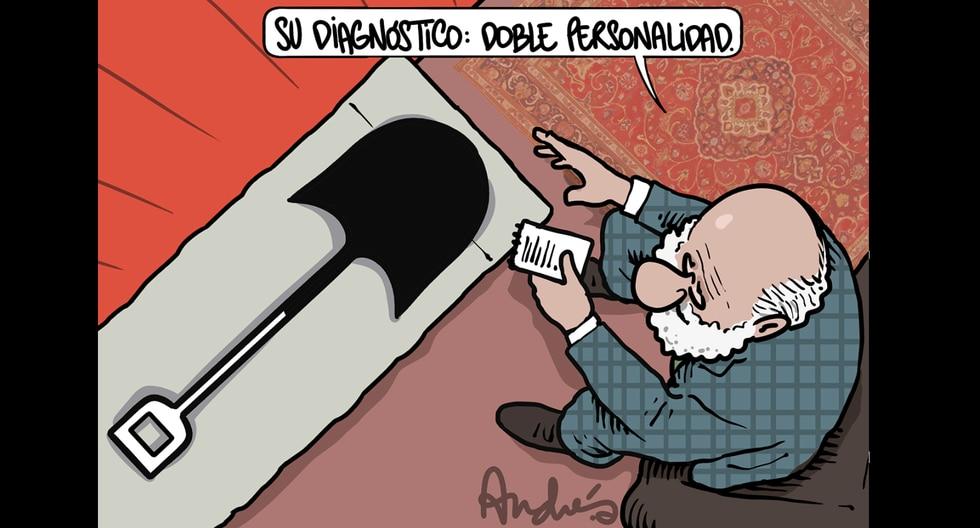 (Caricatura: Andrés Edery)