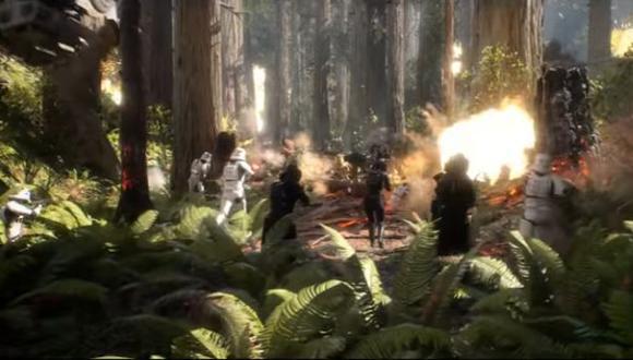 """""""Star Wars Battlefront 2"""" fue oficialmente anunciado [VIDEO]"""