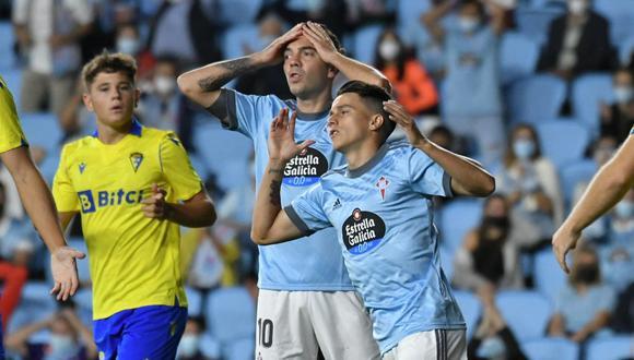 Resultado de Celta de Vigo - Cádiz por Laliga.