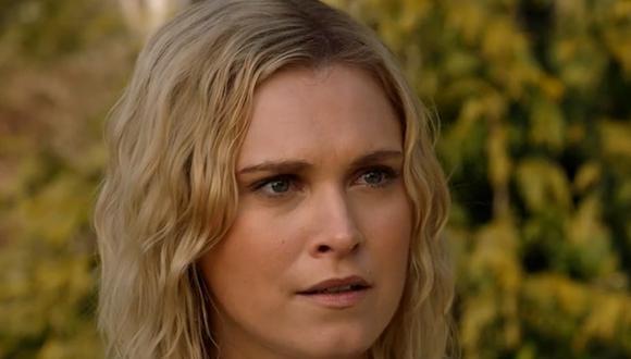 "Clarke enfrentó una última prueba para asegurar la supervivencia de la raza humana al final de ""The 100"" (Foto: The CW)"