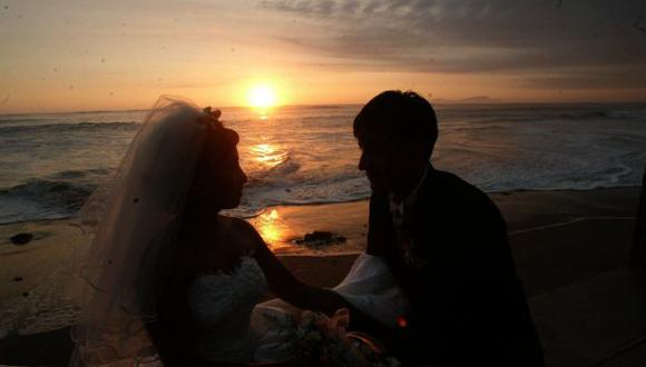 San Valentín: quince parejas se darán el 'Sí' en mar del Callao