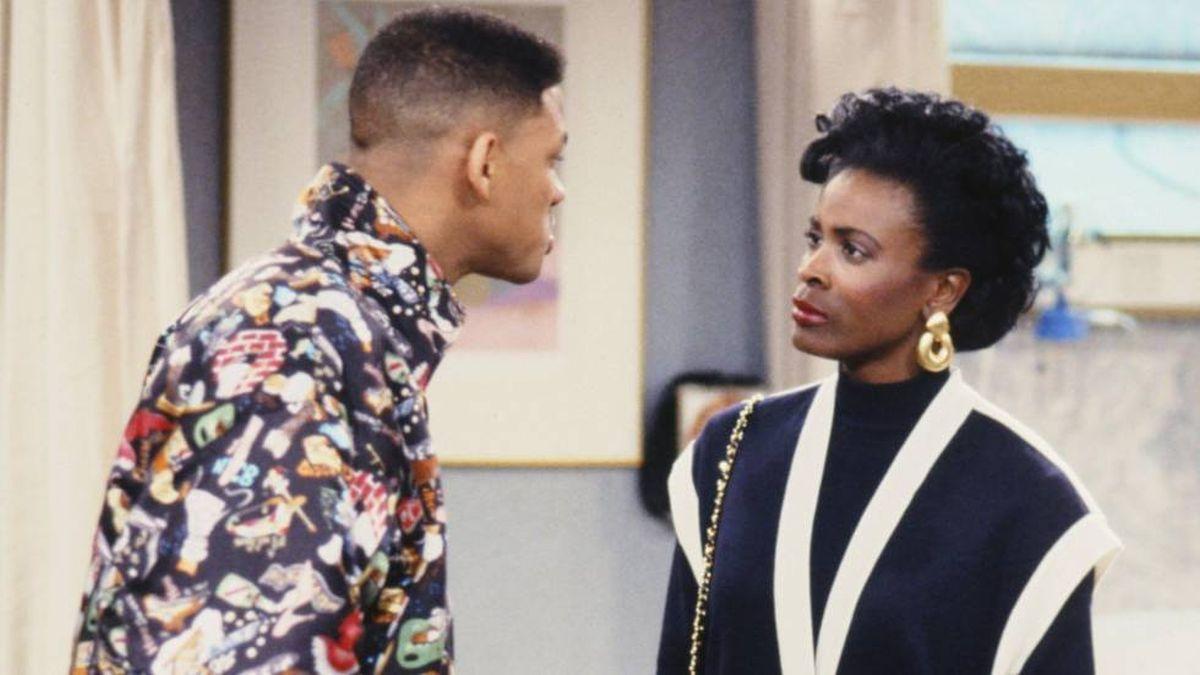Janet Hubert interpretó a Vivian Banks, la tía Viv (Foto: NBC)