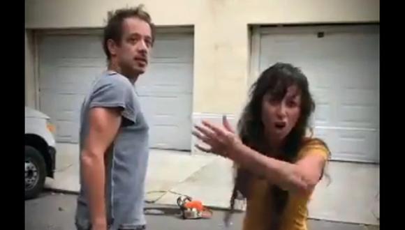 El incidente racista tuvo lugar en el exclusivo barrio Hipódromo-Condesa de la Ciudad de México y fue grabado en video.