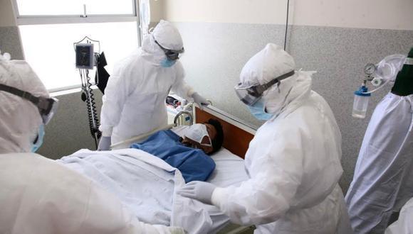 Expertos en ébola de la OMS capacitarán a médicos peruanos