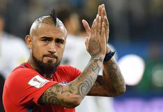 Arturo Vidal: ¿Qué dijo luego de perder la final de Copa Confederaciones?
