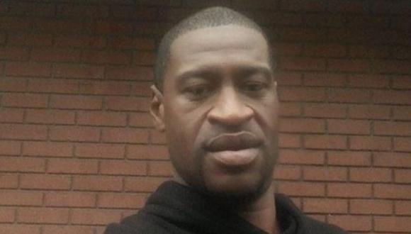 George Floyd, de 46 años, era padre de una niña de 6 años. (Foto: TWITTER/RUTH RICHARDSON, vía BBC Mundo).