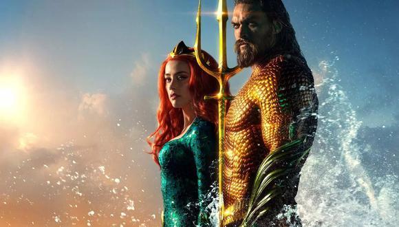 """""""Aquaman"""" llega a los cines de Perú el 13 de diciembre. Foto: Warner Bros."""