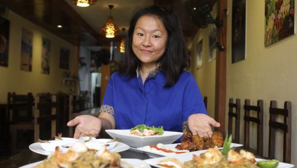 """""""Viajé desde Tailandia para poner un restaurante en VMT"""""""