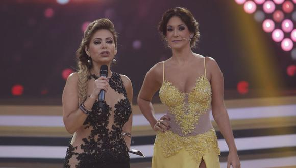 Tilsa Lozano aseguró que le gustaría volver a trabajar con Gisela Valcárcel. (Foto: GEC-Anthony Niño de Guzmán)