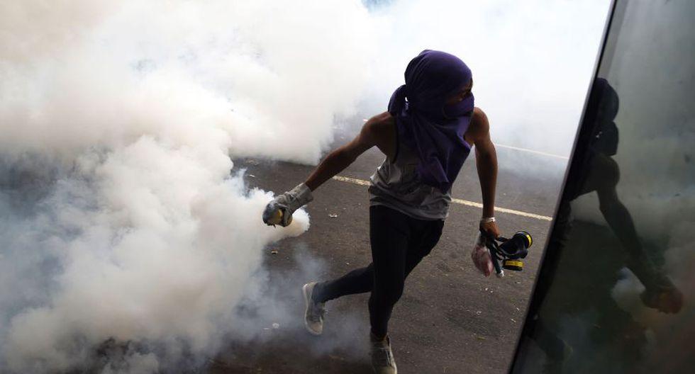 Venezuela: Una semana de lucha desde anuncio de Constituyente - 14