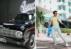 Joe Jonas y su pasión por los autos clásicos   FOTOS