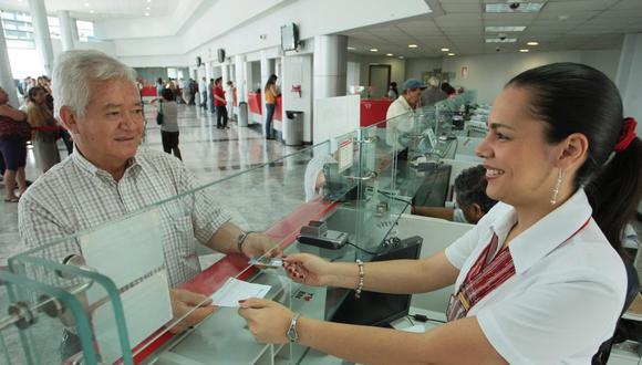 Ganancias de los fondos de pensiones de las AFP fue de  hasta 7.81%. (Foto: Archivo de El Comercio)