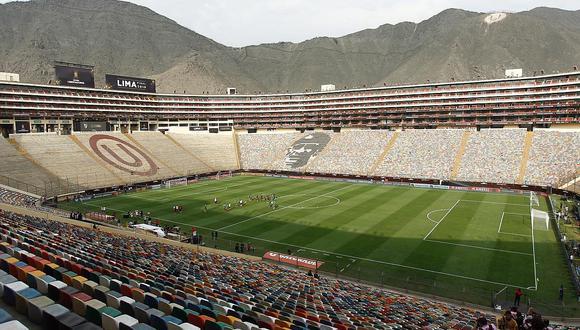 Estadio Monumental (FOTOS)