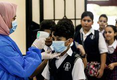Gaza controla la pandemia de coronavirus y miles vuelven al colegio tras meses sin clase | FOTOS