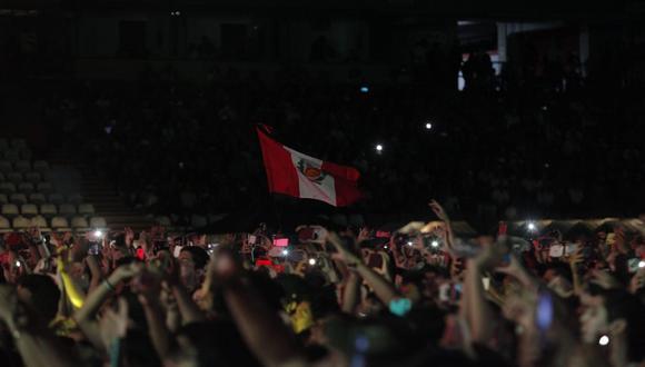 Asociación de Empresas Promotoras de Espectáculos se pronuncia sobre lo que sucederá con los shows previstos en Perú. (Foto: César Bueno/GEC)