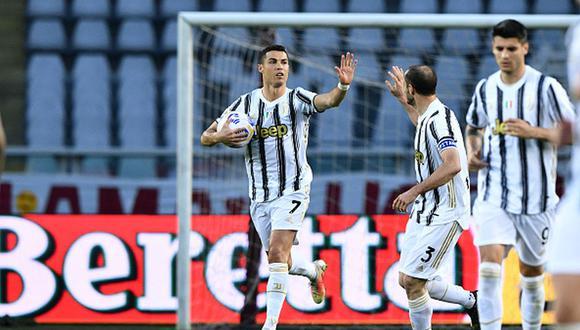 Juventus vs. Torino repartieron puntos por fecha 29 de la Serie A. (Getty)
